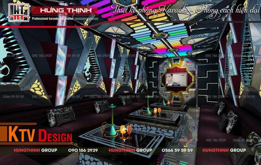 Phòng karaoke Vip 16 Luxury Nha trang