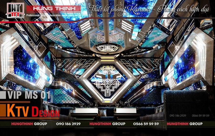 Phòng vip 205 karaoke Quỳnh Trang