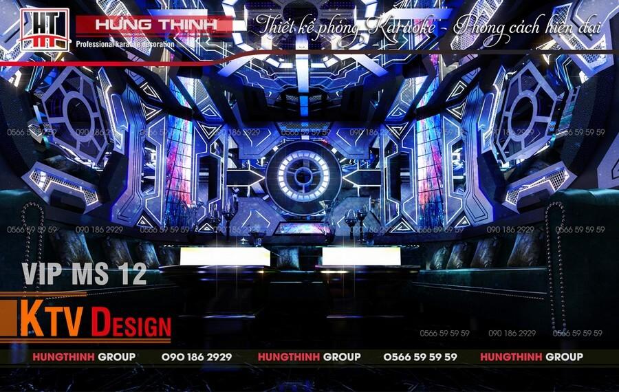 Phòng vip 203 karaoke Quỳnh Trang