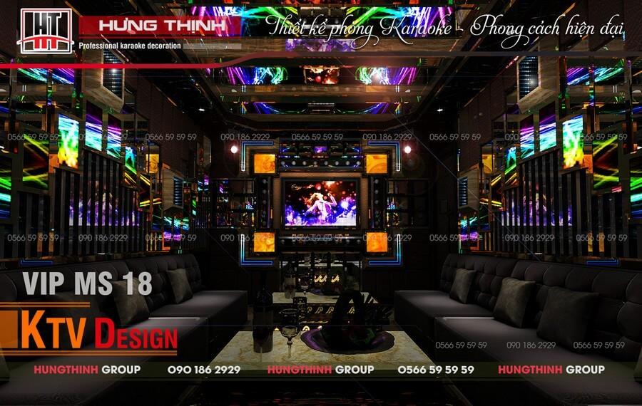 Phòng karaoke 309 Quỳnh Trang