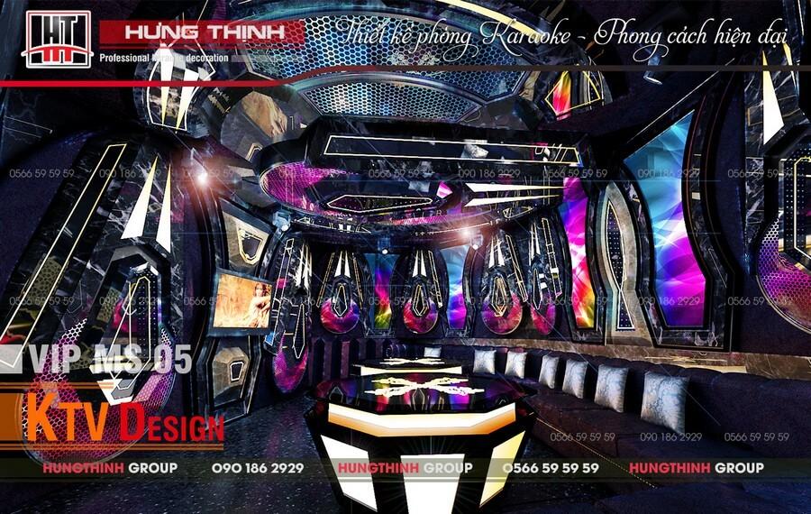 Phòng vip 206 karaoke Quỳnh Trang
