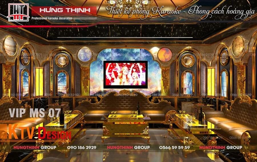 Vip 08 tại quán karaoke X-Men Việt Trì