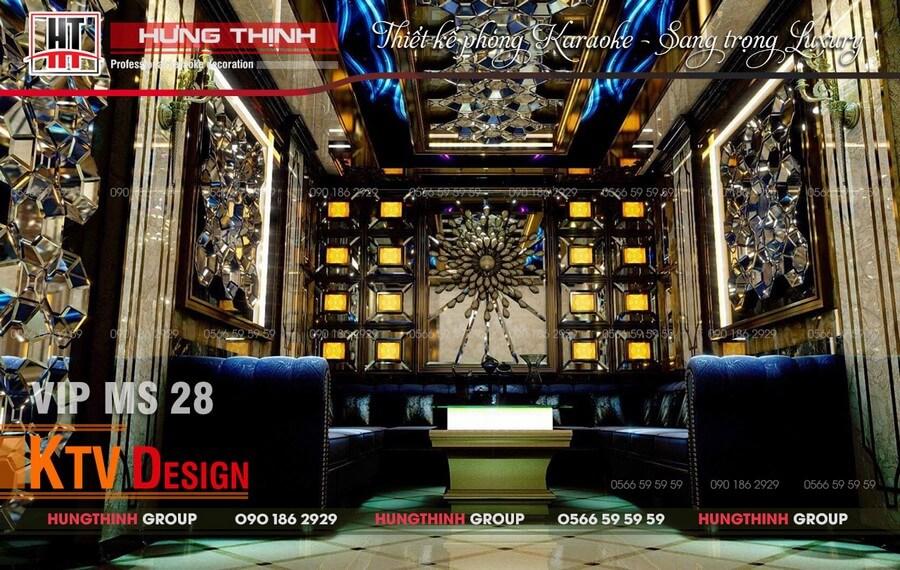 Phòng Vip 04 tại karaoke X Men Việt Trì