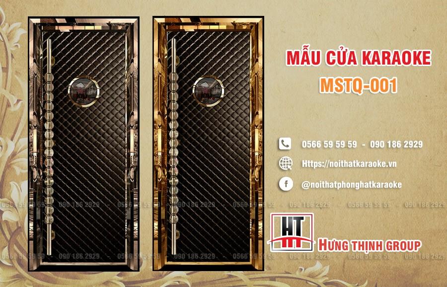 Cửa cách âm karaoke MSTQ 001
