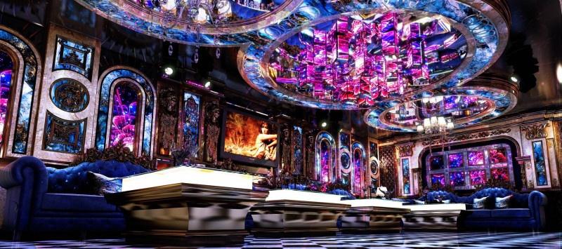 Thiết kế phòng hát karaoke ấn tượng