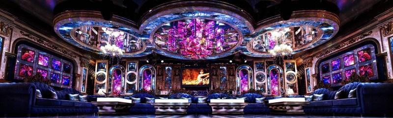 Phòng hát karaoke ấn tượng tại Quảng Ninh